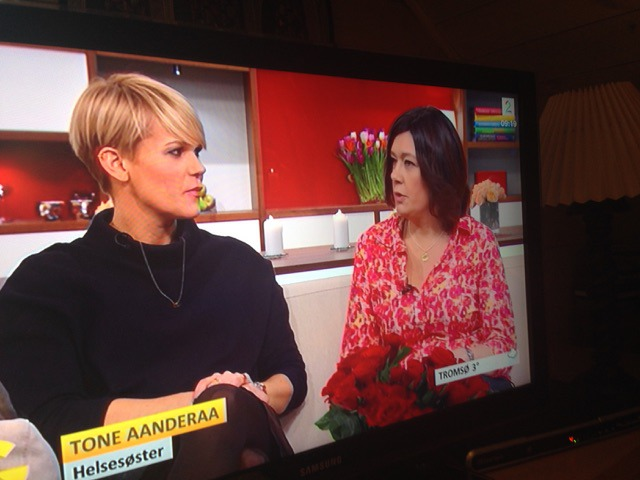 Sigrid Bonde Tusvik er gravid igjen